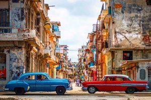 kelionė į Kubą